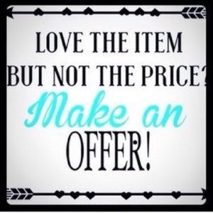 Other - Offers!!!! ❤️❤️❤️
